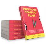 The One Hour Content Plan por Meera Kothand
