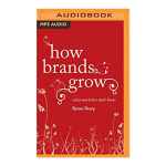 HOW BRANDS GROW DE BYRON SHARP
